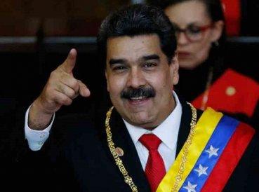 Maduro compara a Bolsonaro con Hitler y dice que es títere de evangélicos