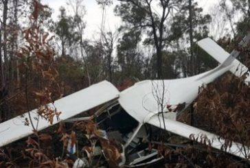"""Pastor sobrevive caída de avión: """"Dios usó ángeles"""""""