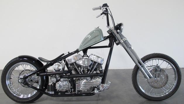 OG PANHEAD FOR SALE - Malibu Motorcycle Works