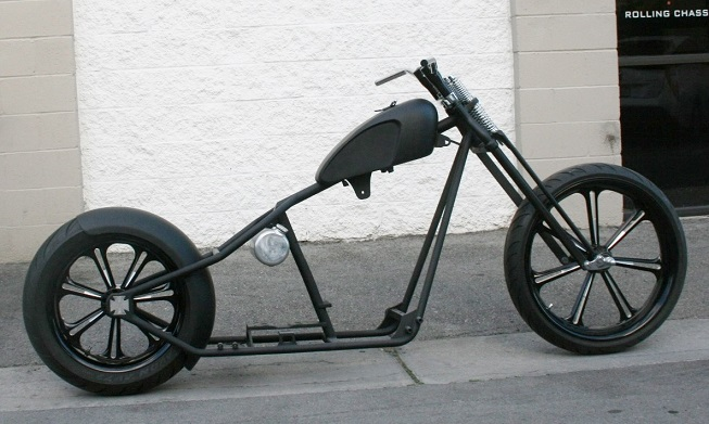 N389 MMW  REAL WEST COAST CHOPPERS CFL 4 UP