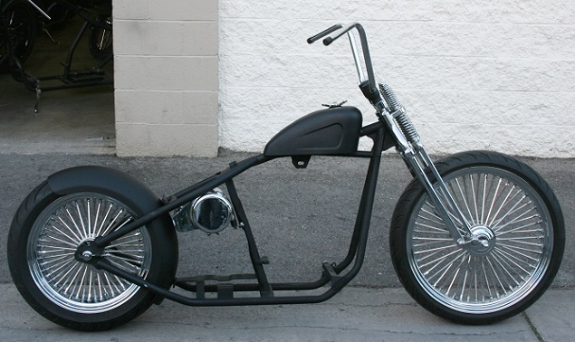 N390 MMW  OG CLASSIC FAT SPOKE  RIGID BOBBER