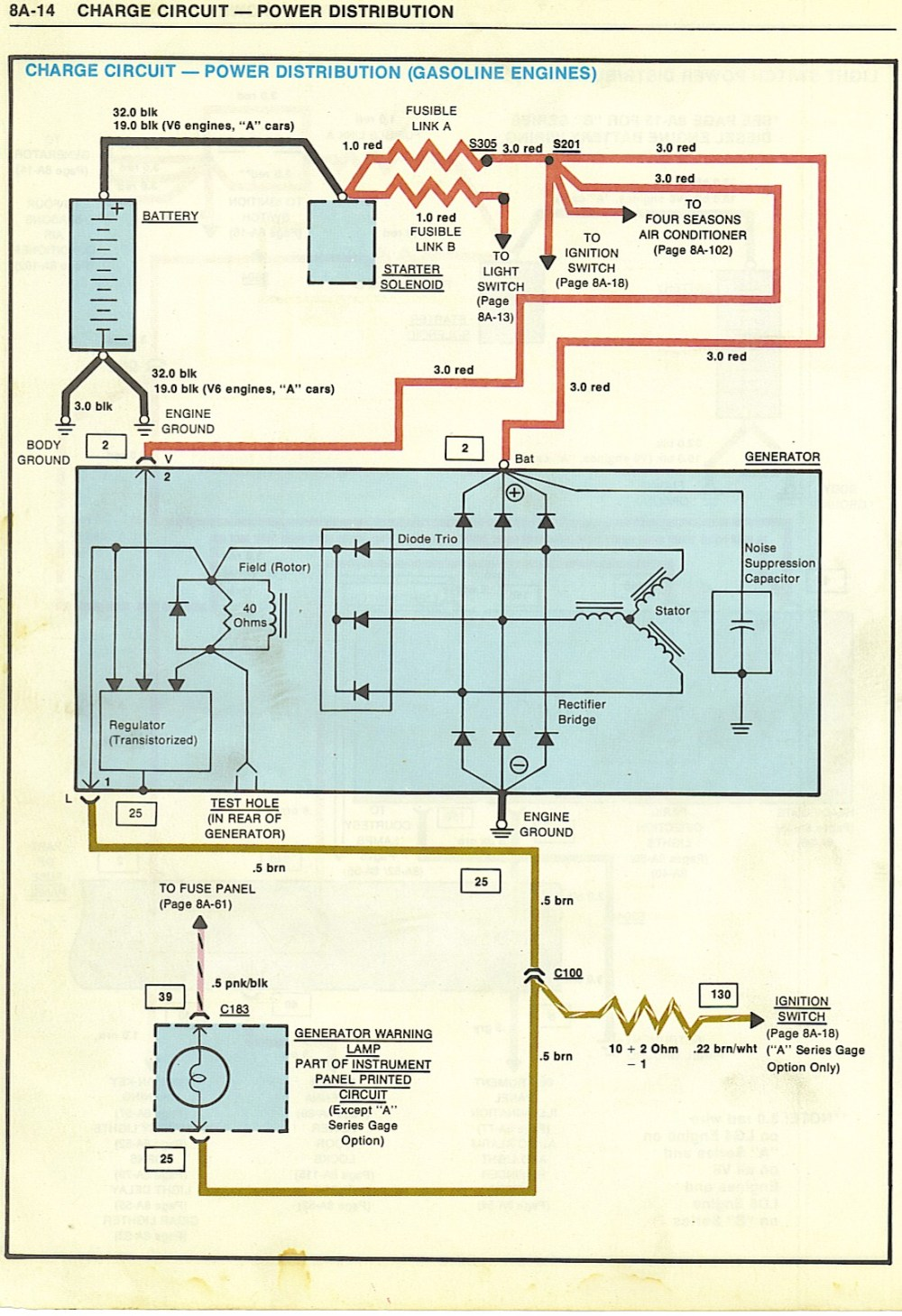 medium resolution of 1987 el camino wiper wiring diagram schematic