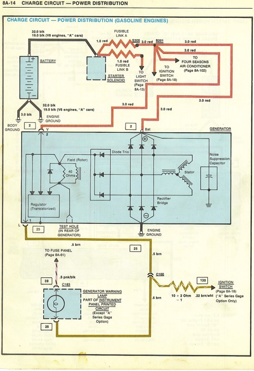 small resolution of 1987 el camino wiper wiring diagram schematic