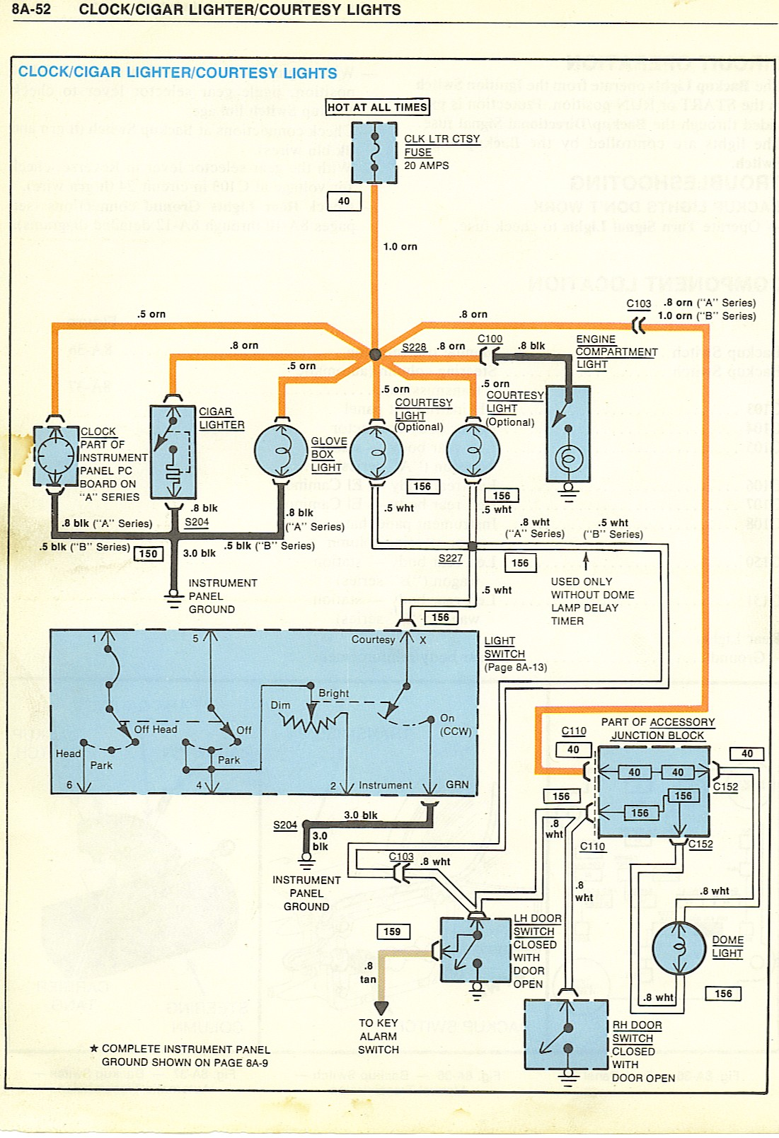 hight resolution of wiring diagrams 1954 corvette wiring diagram 1977 corvette dome light wiring diagram