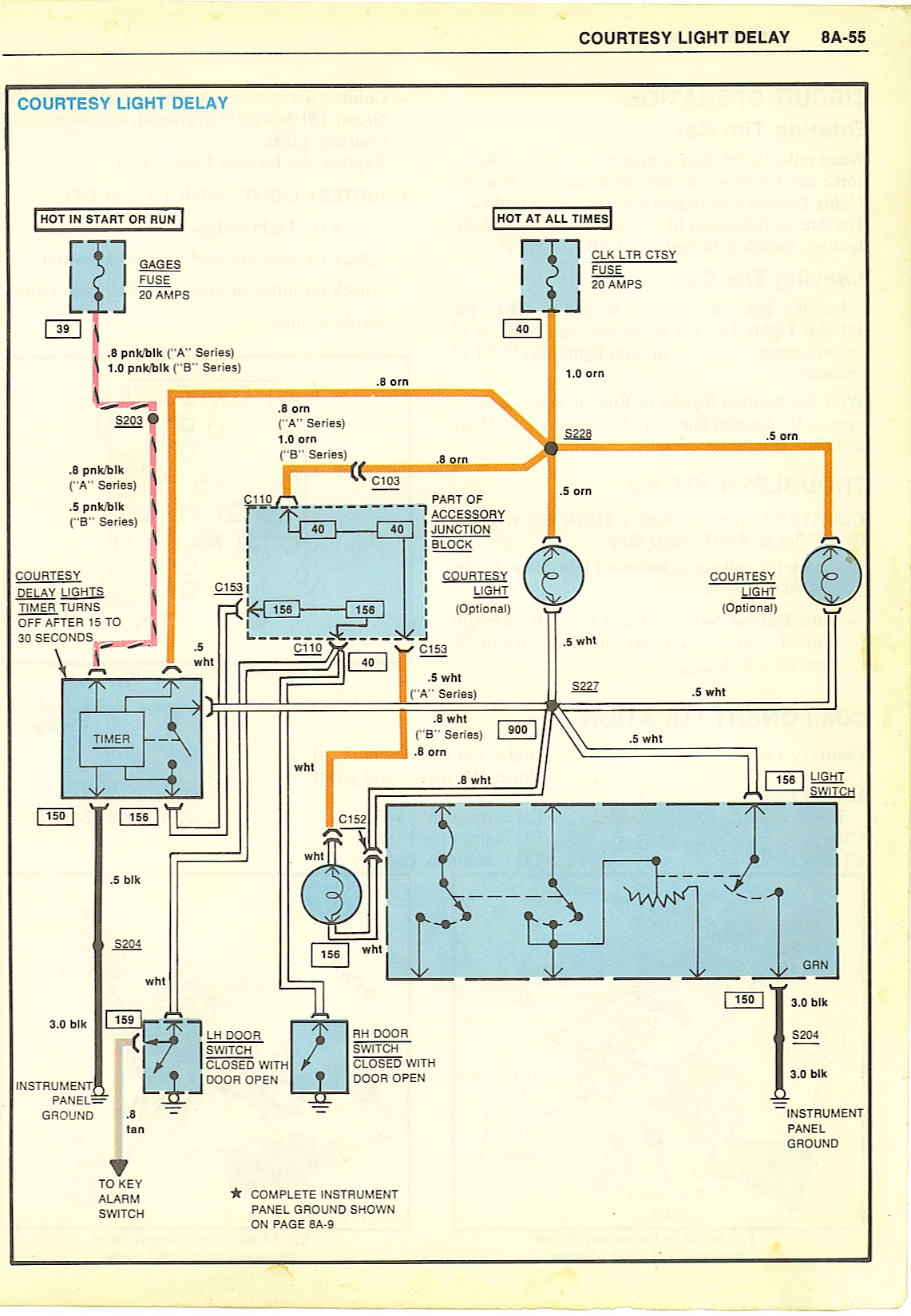 1989 Chevy Truck Wiring Lights Wiring Diagrams