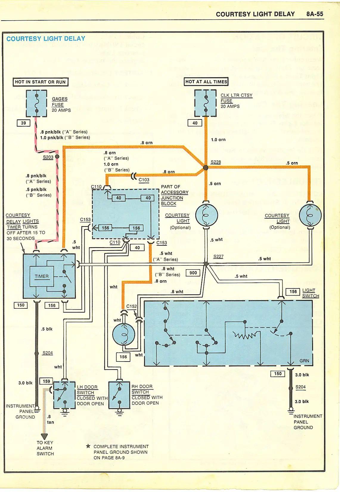stop light wiring diagram 2007 kenworth w900l