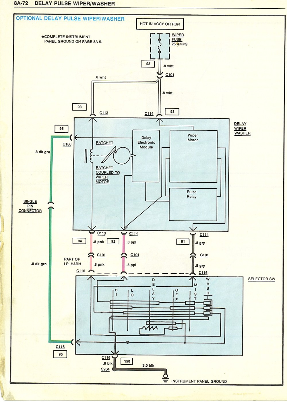 medium resolution of 1980 f100 starter wiring diagram