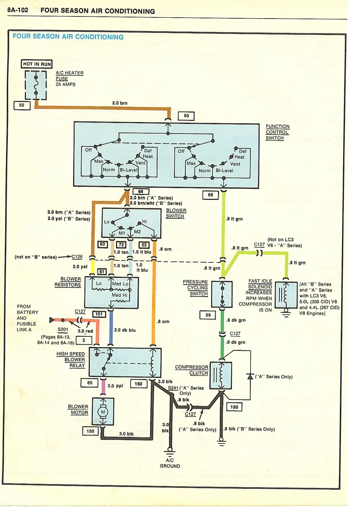 1996 Coleman Mach Rv Air Conditioner