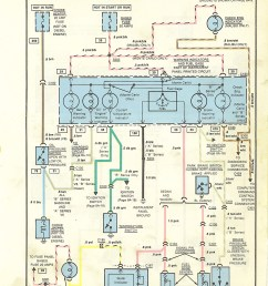 wiring diagrams gage wiring diagram 1980 jeep cj7  [ 1270 x 1643 Pixel ]