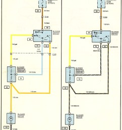 1987 el camino wiper wiring diagram schematic wiring library 305 el camino distthe wiring to the 4 prong connector [ 1107 x 1612 Pixel ]
