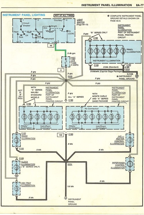 small resolution of 1984 oldsmobile wiring diagrams detailed schematics diagram rh jppastryarts com