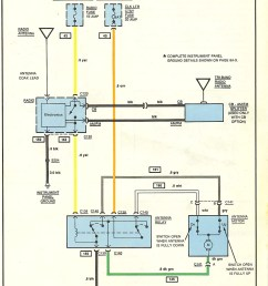 gm in dash ignition switch wiring diagram [ 1159 x 1644 Pixel ]