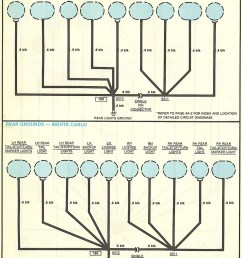 1980 camaro headlight wiring diagram [ 1099 x 1611 Pixel ]