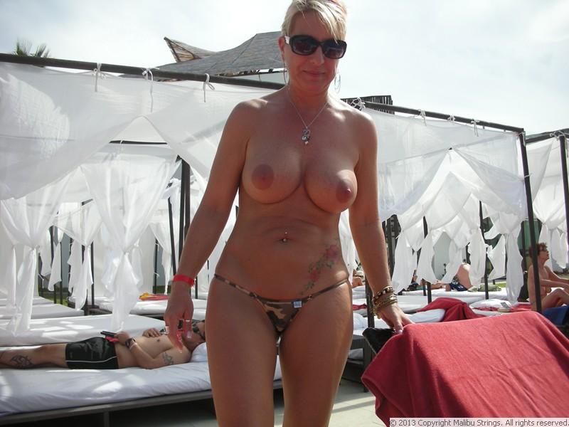 MalibuStringscom Bikini Competition  Monica S  Gallery 1