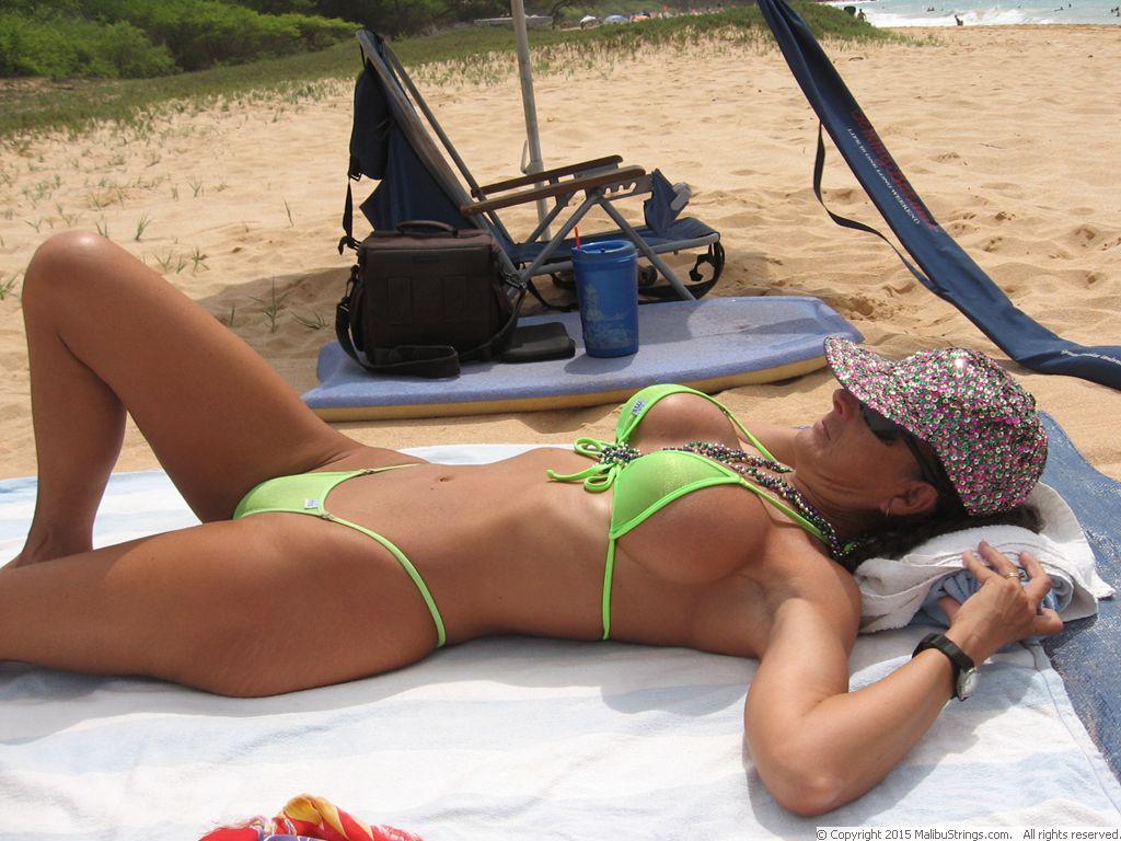 MalibuStringscom Bikini Competition  Dawn Gallery 1