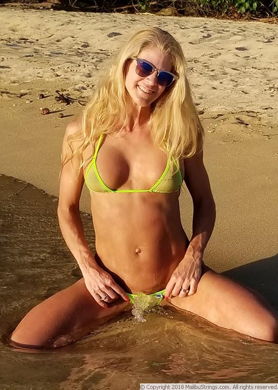 MalibuStringscom Bikini Competition  Sarah  Gallery 2