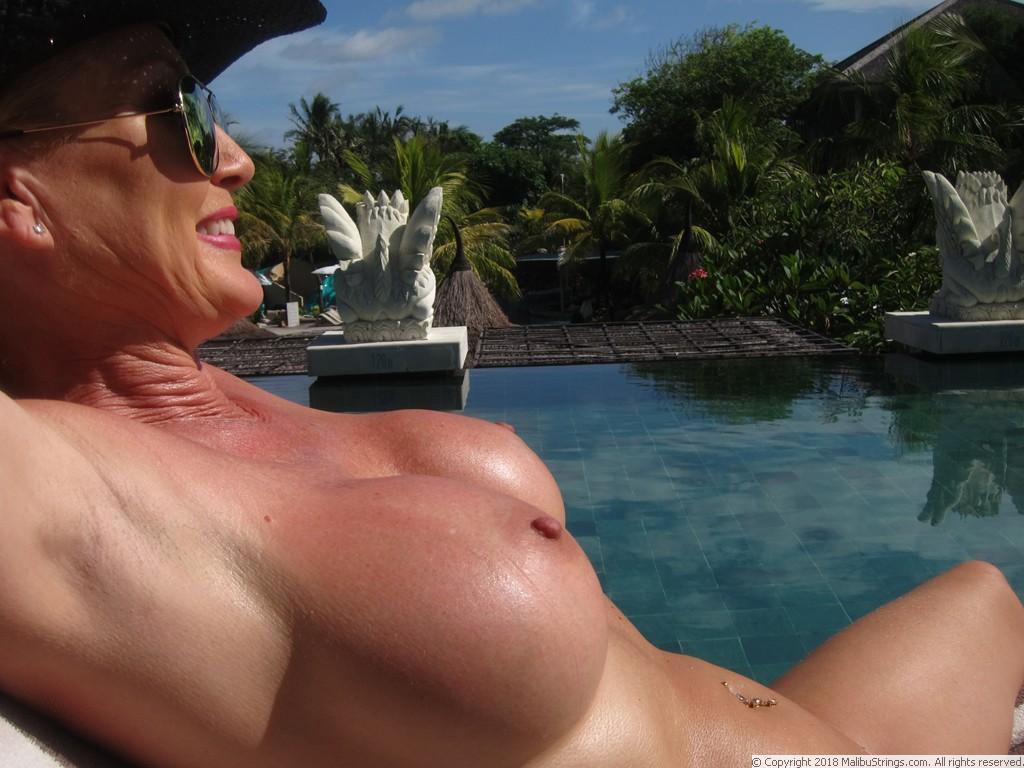 MalibuStringscom Bikini Competition  Suzy P  Gallery 1