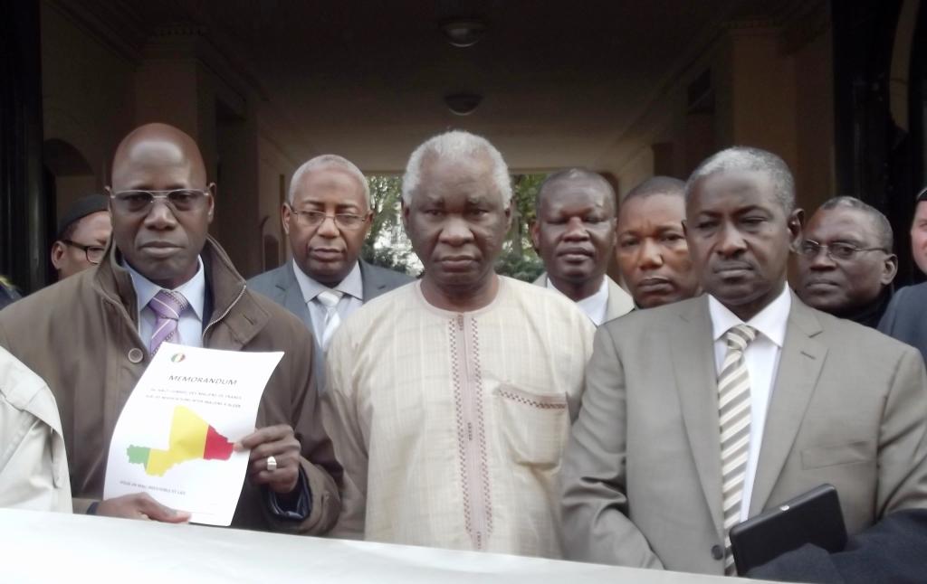 Actualités du Mali - Les Maliens de France ont-ils un président ?