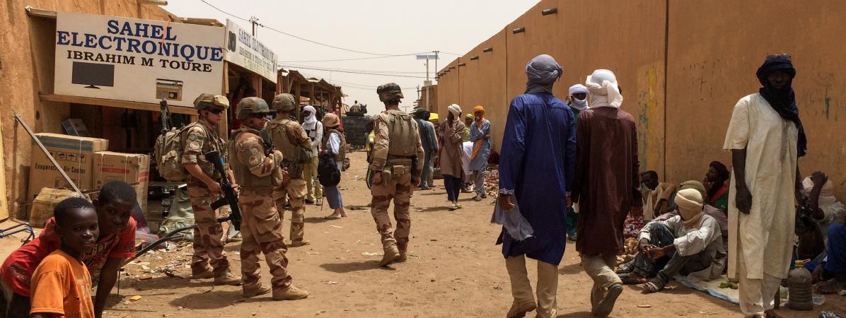 Actualités du Mali - Mali : la ville de Ménaka, carrefour de tous les maux du pays