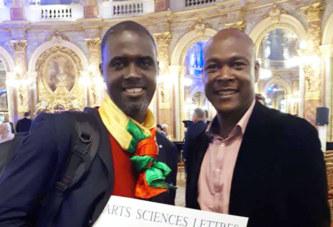 Mamary Diallo : Né pour être artiste