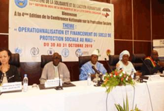 4e conférence nationale sur la protection sociale: Les acteurs raccordent leurs violons