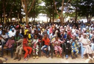 Mois de la solidarité et de la lutte contre l'exclusion: L'ONG Alfarouk vient au secours de 1249 orphelins et veuves