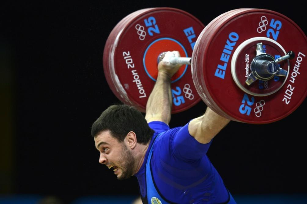 Dopage: 5 haltérophiles dont 2 champions olympiques suspendus après réexamen des tests des JO-2012