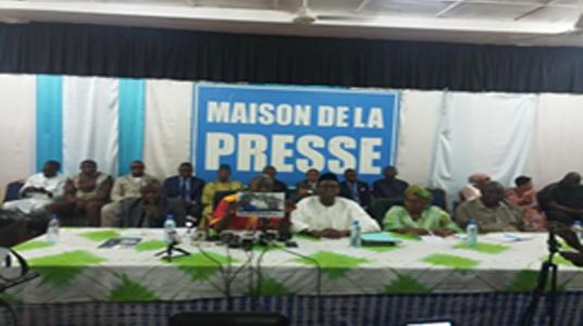 Opposition : Les acteurs s'indignent contre la répression de leur rassemblement