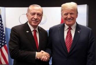 Selon Trump, Erdogan va « éradiquer » le groupe Etat islamique en Syrie