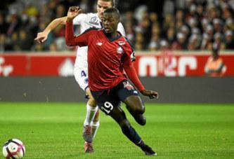 Mercato: Lille veut bien vendre Pepe, mais pas pour moins de 80 millions d'euros