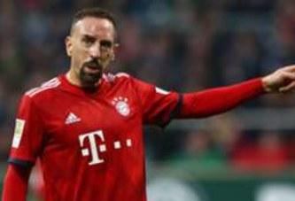 VIDEO. Benjamin Button: Ribéry rajeunit encore avec le Bayern (offrez lui un nouveau contrat)