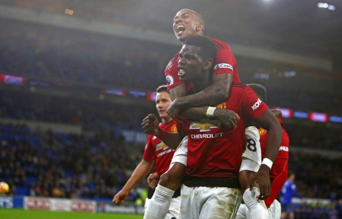 Manchester United: Pogba brille pour son premier match sans Mourinho, mais il remercie quand même le Portugais
