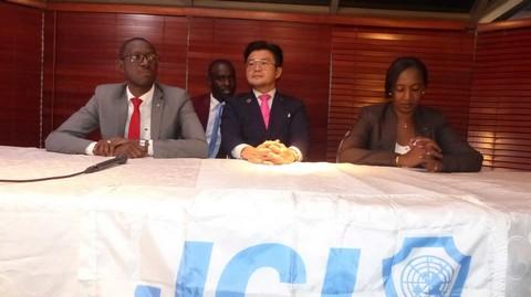 JCI : « Le développement personnel est l'un des défis de la JCI envers ses membres», dixit, le Président mondial Alexander Tio lors de sa visite au Mali