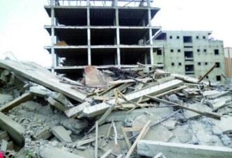 Bâtiment en phase d'effondrement à Djicoroni-para : Les acteurs du BTP dégagent leur responsabilité