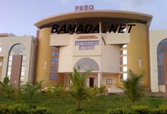 FSEG: Le comité Aeem déplore leur condition d'études