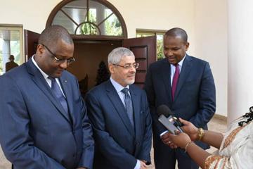 Coopération Mali – Émirats Arabes Unis : Les experts à Bamako pour la faisabilité de certains projets