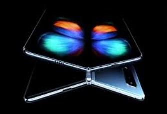 Samsung dévoile le Galaxy Fold, un smartphone à écran pliable