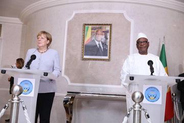Coopération Mali-Allemagne : IBK pour une visite officielle de 72 heures