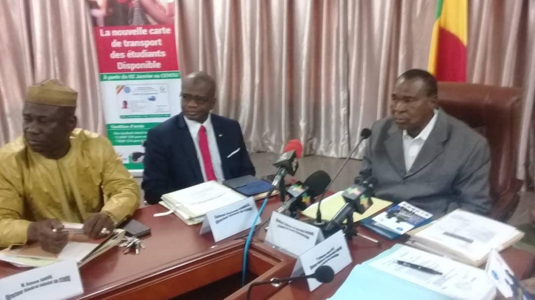 CENOU: Le DG, Colonel Dembélé et son staff œuvrent pour l'amélioration du cadre de vie des étudiants