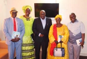 Vie politique : Une délégation du RPDM reçue par le Président du PRVM FASOKO
