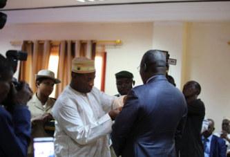 Distinction honorifique : 16 agents du ministère des Maliens de l'extérieur décorés