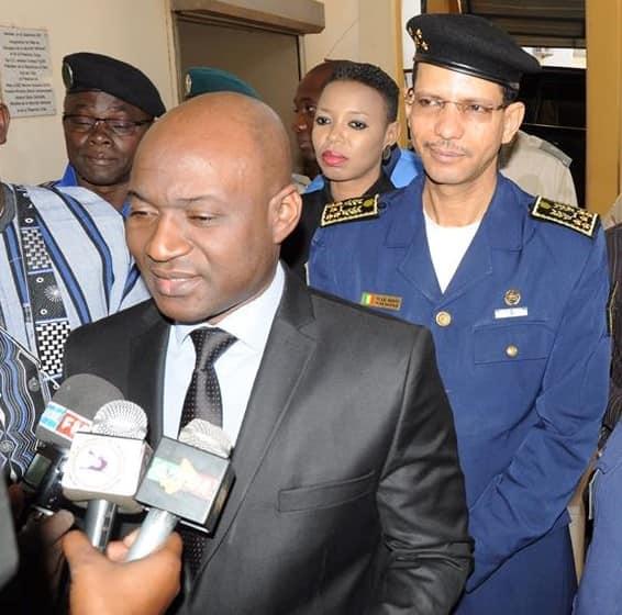Général Salif Traoré : « le rôle de la population est central dans la lutte contre l'insécurité »