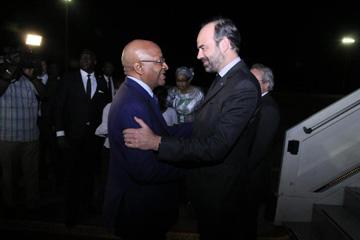 Coopération Mali-France : Le Premier français a Bamako pour deux jours de visite de travail