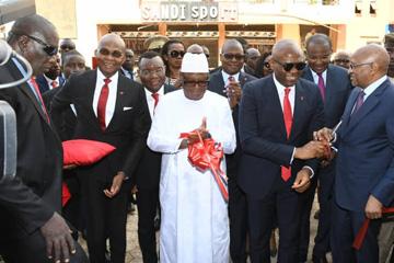 Secteur bancaire : UBA, une nouvelle banque inaugurée à Bamako