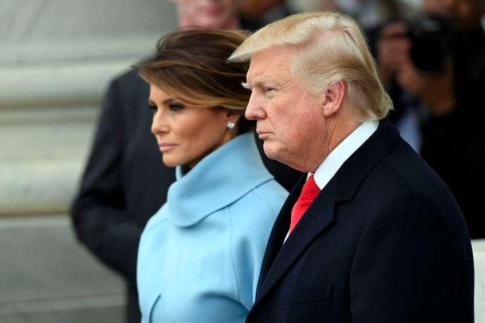 La justice américaine enquête sur des irrégularités entourant l'investiture de Donald Trump