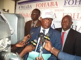 FOHABA 2019 : Congo Brazzaville abritera la 7é édition
