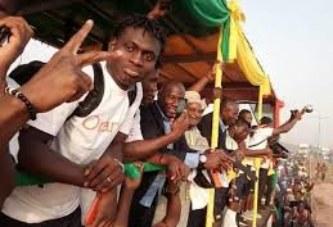 CAN U20 Niger 2019 : Les Aiglons accueillis en grande pompe