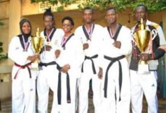 Tournoi CEDEAO de Taekwondo : De l'argent et du bronze pour l'équipe malienne