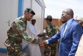 MDAC: Pr Tiemoko Sangaré visite le Centre des ex-combattants intégrés