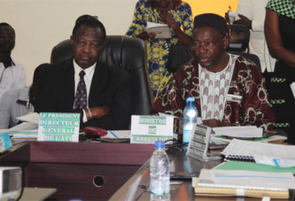 Agriculture : L'ATI s'engage à aménager des terres et mettre de l'eau à la disposition des producteurs pour qu'ils puissent produire toute l'année